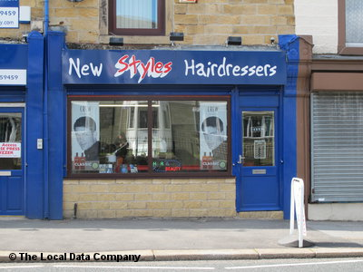 New Styles Hairdressers Burnley