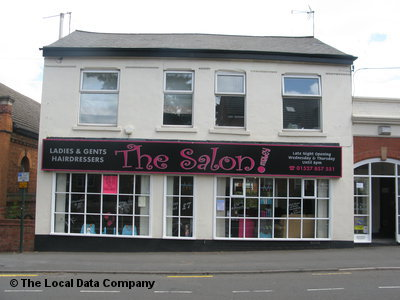 The Salon Studley