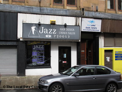 Jazz Hair Design Unisex Salon Greenock