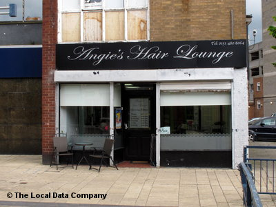 "Angie""s Hair Lounge Liverpool"
