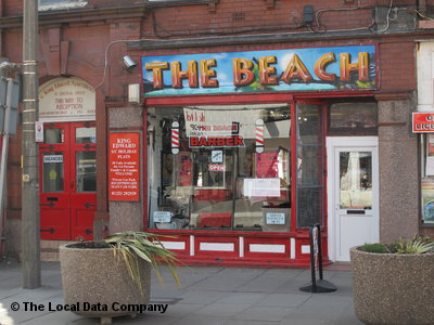 The Beach Barber Blackpool