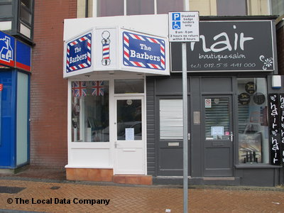 The Barbers Blackpool
