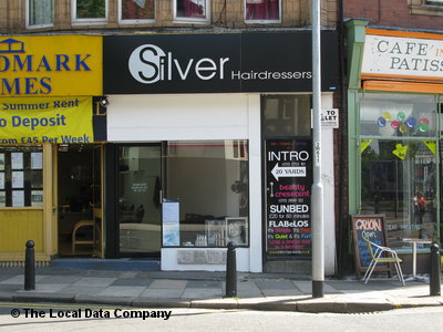Silver Hairdressers Leeds