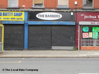 The Barbers Liverpool