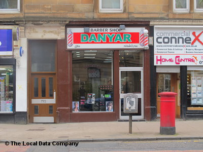 Danyar Barber Shop Glasgow