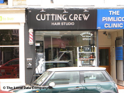 Cutting Crew London