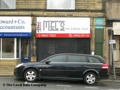 "Mel""s The Barber Shop Batley"