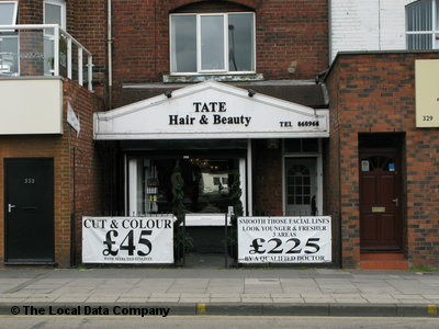 Tate Hair & Beauty Middlesbrough
