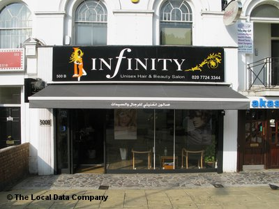 Infinity Salon London