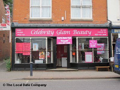 Celebrity Glam Beauty Birmingham
