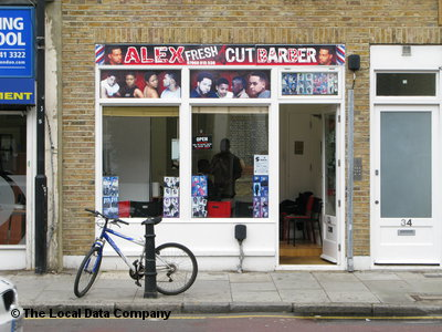 Alex Fresh Cut Barber London