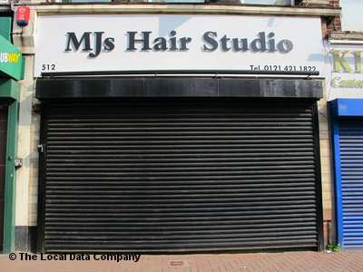 Mjs Hair Studio Oldbury