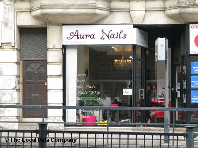 Aura Nails London