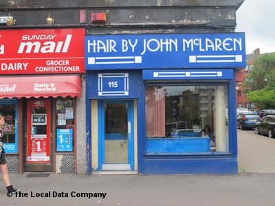 Hair By John Mclaren Glasgow