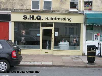 S.h.q. Hairdressing Bath