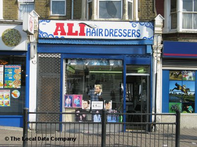 Ali Hairdressers London