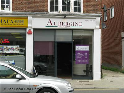 Aubergine The Salon Chelmsford