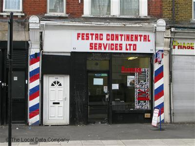 Festac Continental Services London