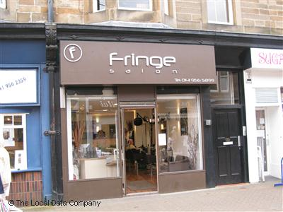 Fringe Salon Glasgow