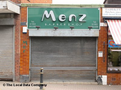 Menz Barber Shop Dudley