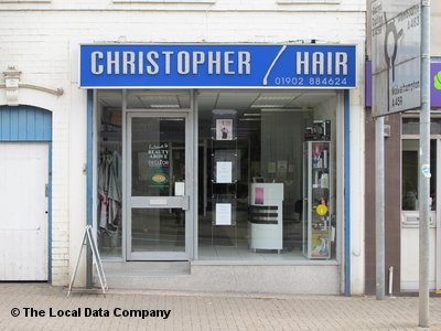 Christopher Hair Dudley