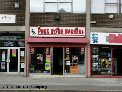 Park Road Barbers Hartlepool