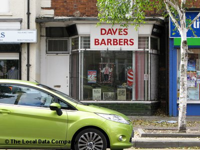 Daves Barbers Hull