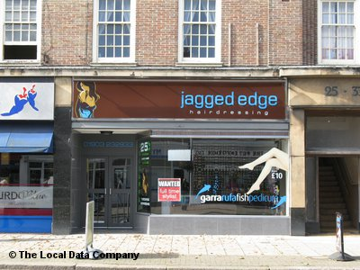 Jagged Edge Worthing