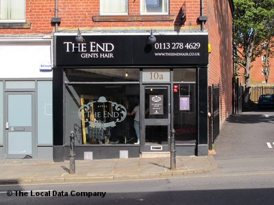 The End Gents Hair Leeds