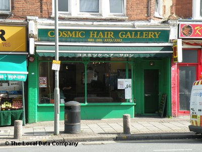 Cosmic Hair Gallery London