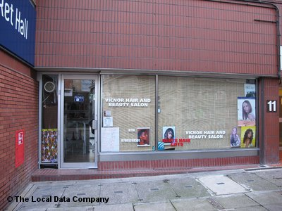 Vicnor Haie & Beauty Salon Leicester