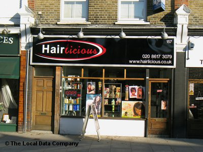 Hairlicious Enfield