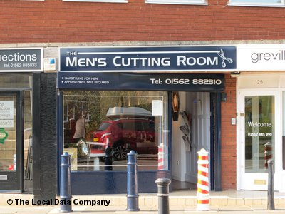 "The Men""s Cutting Room Stourbridge"