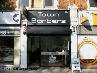 Town Barbers Enfield
