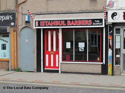 Istanbul Barbers Grimsby