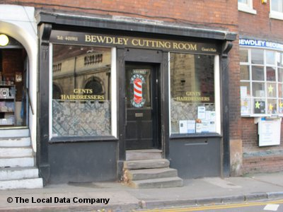 Bewdley Cutting Room Bewdley