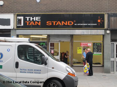 Tan Stand Dundee