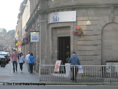 Saks Hair & Beauty Dundee
