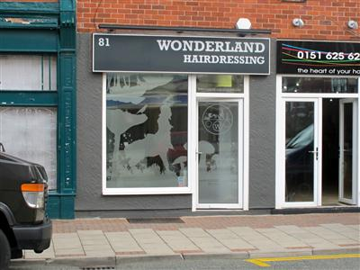Wonderland Hairdressing Wirral
