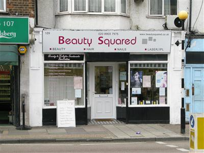 Beauty Squared Wembley