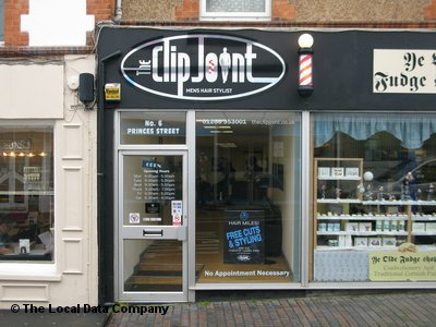 The Clip Joint Barber Shop Bude