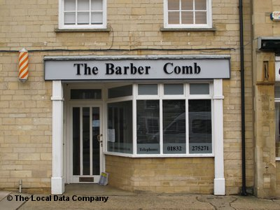 Barber Comb Peterborough