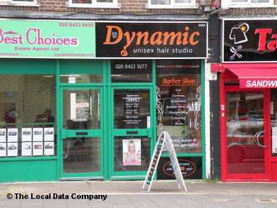 Dynamic Unisex Hair Studio Harrow
