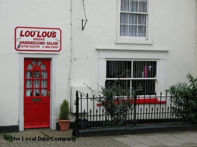 "Lou Lou""s Hairdressing Salon Saxmundham"
