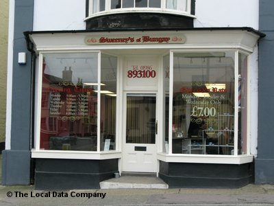 Sweeneys Of Bungay Bungay