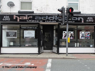 Hair Addiction Prescot