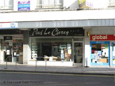 Paul Le Clercq Hair Hove