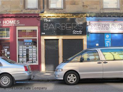 Barbers City Glasgow