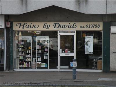 Hair By David Waltham Cross