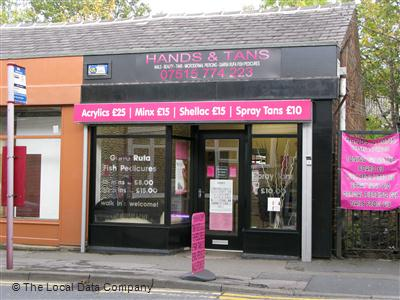 Hands & Tans Heckmondwike